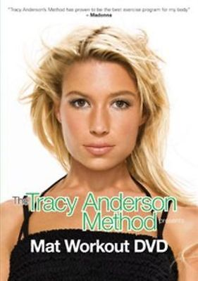 The Tracy Anderson Method - Mat Workout (DVD, 2012) New Freepost  • 29.99£