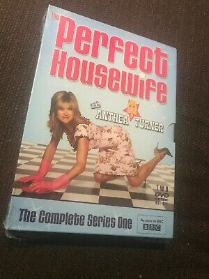 £19.99 • Buy Anthea Turner Perfect Housewife Series 1 DVD Sealed 2 Discs