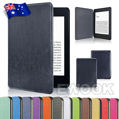 AU9.35 • Buy Ultra Slim Magnetic Leather Smart Case Cover For Amazon Kindle Paperwhite 1/2/3