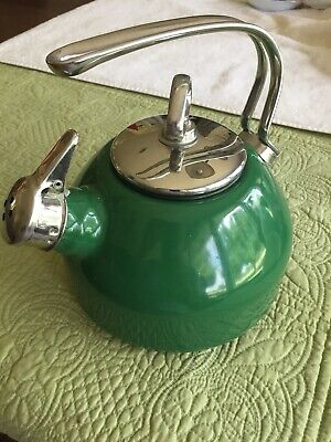 $20 • Buy Chantal Germany Vintage Enamel Cookware Teapot