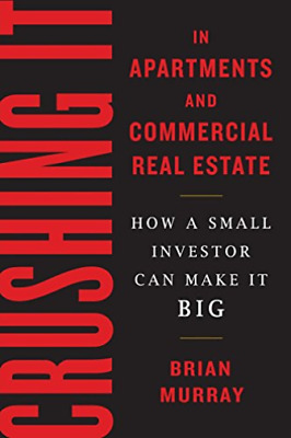 AU46.75 • Buy Murray Brian H-Crushing It In Apartments & Co (US IMPORT) BOOK NEW