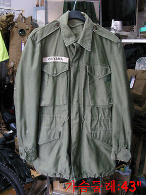 $200 • Buy Vintage M1951 Us Army  Cold Weather Parka Small Reg