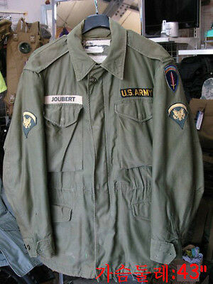 $250 • Buy Vintage M1951 Us Army Cold Weather Parka With Wool Liner