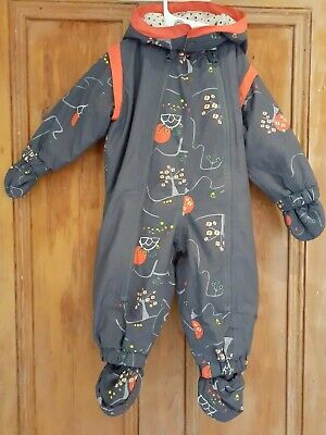 Katvig Warm, Padded, Outdoor Baby Suit • 25£