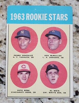 Pete Rose Rookie