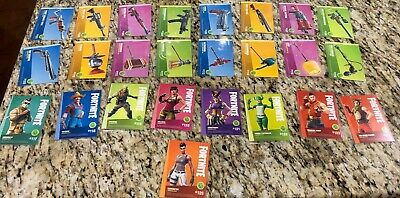 $ CDN12.13 • Buy 2019 Panini Fortnite Series 1 Trading Cards Complete Your Set Pick List 101-200