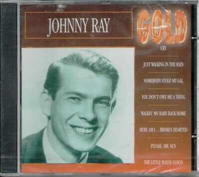 Johnny Ray - Gold (1993,Import) Johnnie Ray M/M • 7.60£