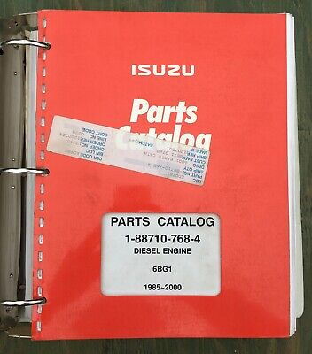 isuzu parts catalog