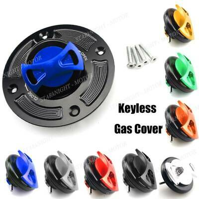 $26.99 • Buy Motorcycle High Quality Gas Cap Fuel Tank Cap Cover For Suzuki GSXR750 1996-2003