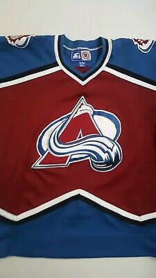 new product b2d6d 0d5c9 avalanche jersey