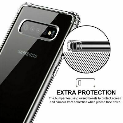 $ CDN3.41 • Buy For Samsung Galaxy S8 S9 S10 Plus Luxury Slim Shockproof Silicone Case Cover