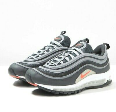 Nike Air Max 97, Sneaker uomo wolf grey cool grey 002 44 EU, (Silver), 43 amazon shoes grigio Sportivo
