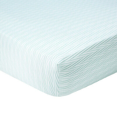 Yves Delorme | Bouquets Fitted Sheet 300tc Egyptian Cotton 60% Off Rrp • 64.44£