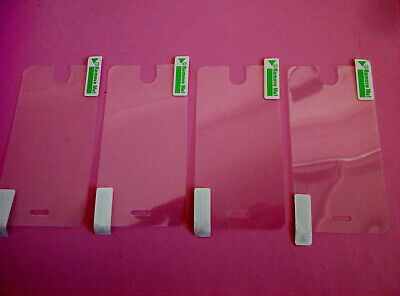 AU7.50 • Buy BELKIN 4x Clear Plastic Screen Protectors For Apple IPhone 3G 3GS FREE POST