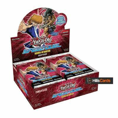 YuGiOh Speed Duel Scars Of Battle Sealed Booster Box Of 36 Packs | Trading Cards • 37.95£