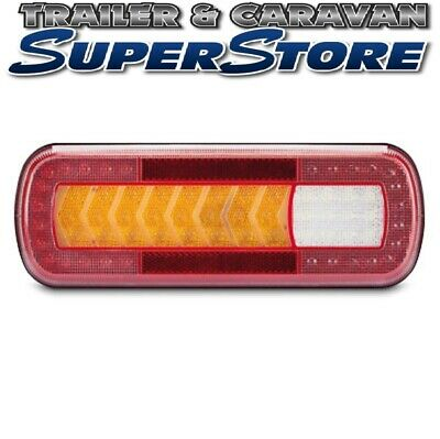 AU119.60 • Buy Combination Lamp LED Tail Light Sequential Indicator Trailer Truck Ute LT60