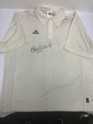 AU199.99 • Buy Adam Gilchrist Australia Cricket Hand Signed Shirt Ashes Smith Warner Warne