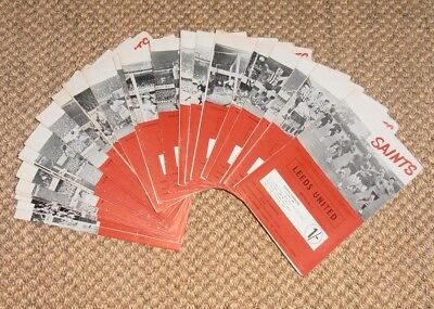 £2.25 • Buy 1968-69 SOUTHAMPTON FC HOME FOOTBALL PROGRAMMES - Your Choice - FREE Postage