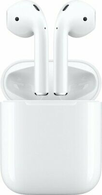 $ CDN161.03 • Buy Apple AirPods 2nd Generation With Charging Case - Original Apple Airpods