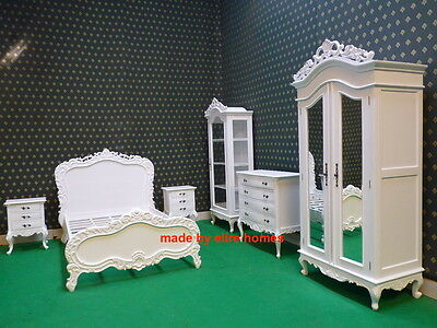 £4999 • Buy Chatelet®  Bedroom Set ~ With Any Size Any Color Bed ~ Not Rococo