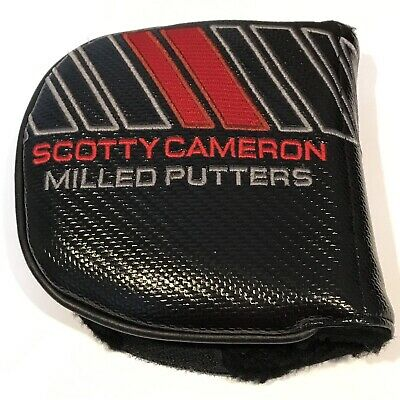 center shaft putter head cover