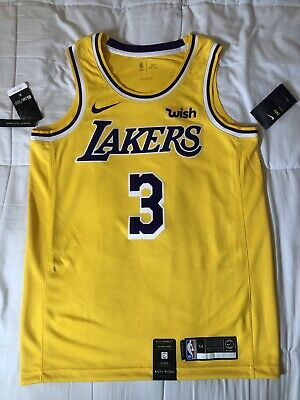 competitive price 3d49d cb1f4 lakers authentic jersey 48