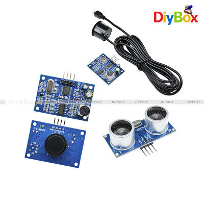 AU6.64 • Buy For Arduino Ultrasonic Module HC-SR04  Distance Measuring Transducer Sensor