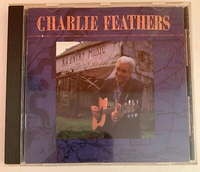 £8.52 • Buy Charlie Feathers By Charlie Feathers (CD, Jun-1991, Nonesuch) Tested VG