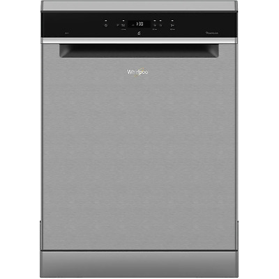 View Details Whirlpool WFC3C24PXUK A++ Dishwasher Full Size 60cm 14 Place Stainless Steel • 409.00£