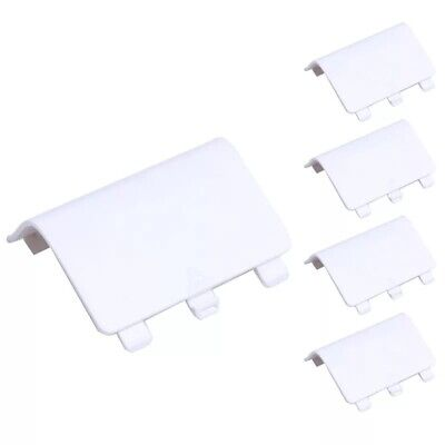 $5.89 • Buy 5 White Xbox One Battery Cover Lid Wireless Controller Replacement White
