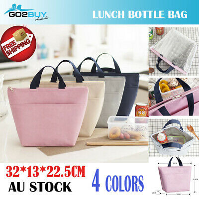 AU8.95 • Buy Oxford Portable Insulated Thermal Cooler Lunch Box Carry Picnic Case Storage Bag