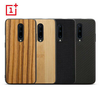 AU10.59 • Buy For OnePlus 6 7 Pro 6T 5T Shockproof Hybrid Wood Bamboo Pattern Slim Case Cover