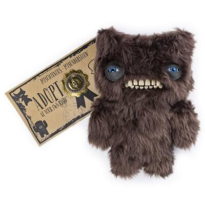 $ CDN34.16 • Buy Fuggler Munch Munch With Brown Fur - Spin Master Funny Ugly Monster Plush - Rare