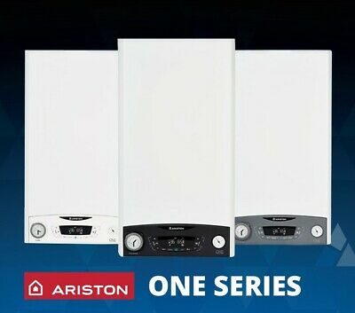 Ariston 24kw Combi Boiler With Flue 2 Years Warranty And Installation  • 1,000£