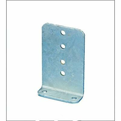 "2X 8/""x 5/""x 1//4 /"" Aluminum Vertical Trailer Bunk Brackets for Boat Trailers"