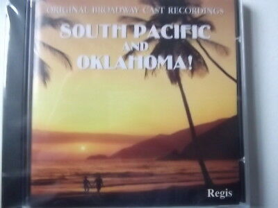 CD-'south Pacific And Oklahoma 'New And Sealed • 3£