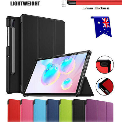 AU19.99 • Buy For Samsung Galaxy Tab S6 10.5 SM-T860/865 Folio Leather Smart Magnet Case Cover