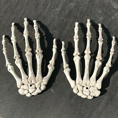 £3.09 • Buy Plastic Skeleton Hand Haunted House For Halloween Decoration Halloween Party Hot