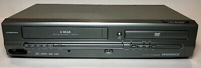 $ CDN12.03 • Buy Magnavox MWD2205 DVD/VCR Combo + One Touch Recording *PARTS ONLY* DVD Works