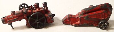 $4.99 • Buy Vintage Army Military Vehicle Lot Of 2 Parts