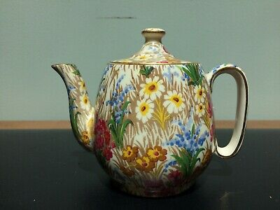 $ CDN153.73 • Buy Royal Winton Individual/Breakfast Size Teapot Marguerite Chintz 1 Cup