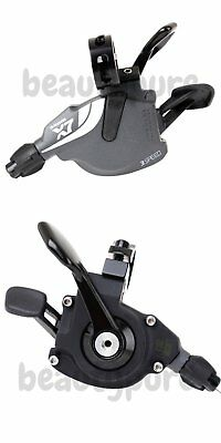 $49.15 • Buy (1 SET) Sram X7 3x10 Speed Gray Trigger Shifter (Excluded Clamp) NEW