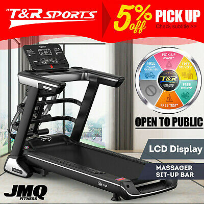 AU359.99 • Buy JMQ A9 Electric Treadmill Multi-functional Fitness Machine Home Gym