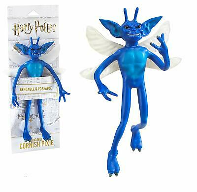 £13.50 • Buy Harry Potter Bendable Poseable Cornish Pixie 6  Noble Collection Nn9017