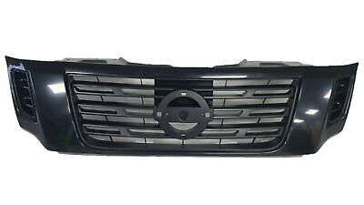 Fits Navara Np300 2016 To Front Grille Black • 92.44£