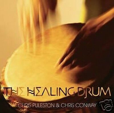 The Healing Drum  - Chris Puleston And Chris Conway Cd • 9.99£