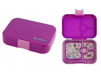AU49.50 • Buy Best Quality Leakproof Lunchbox Yumbox Panino Paris Tray Purple  AU Seller