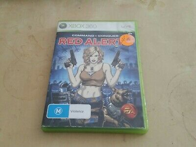 AU12 • Buy Command And Conquer Red Alert - Microsoft Xbox 360
