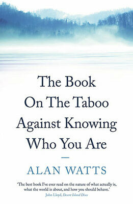 AU14.87 • Buy Book On The Taboo Against Knowing Who You Are