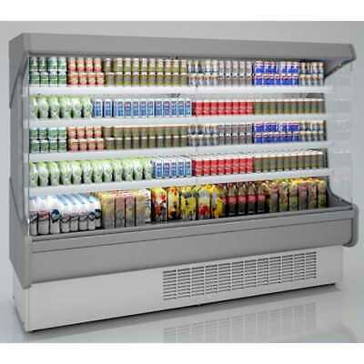 Zero Europa 14 Intergral Multideck Display BRAND NEW FREE DELIVERY • 1,849£